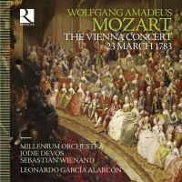 Mozart, The Vienna Concert 1783