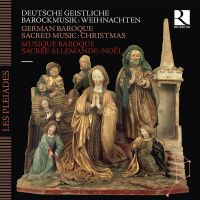 German Baroque Sacred Music: Christmas