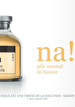 Na! classical music program in Namur